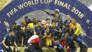 Παγκόσμια πρωταθλήτρια η Γαλλία (4-2 την Κροατία)