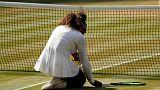 Wimbledon: male Serena Williams, Djokovic in finale