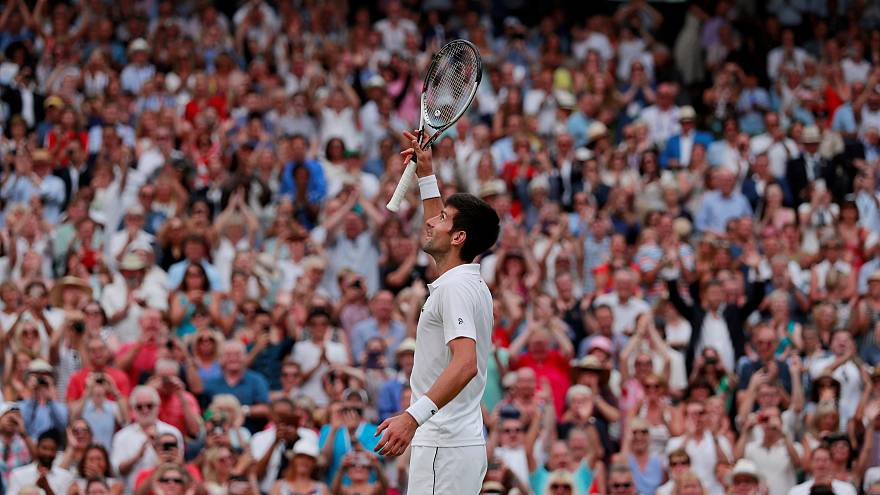 Novak Djokovic regressa à final de Wimbledon