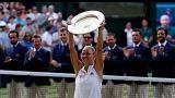 Kerber nyerte a női egyest Wimbledonban
