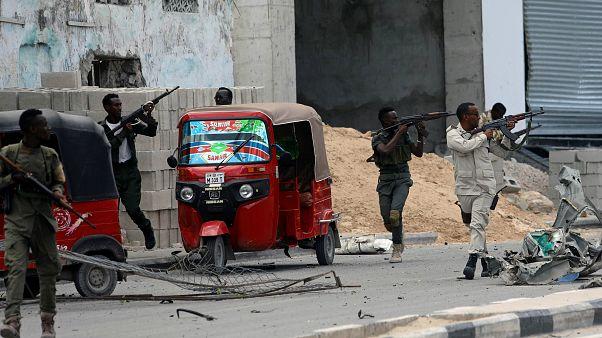 Somali'deki kanlı saldırıda 3 kişi hayatını kaybetti