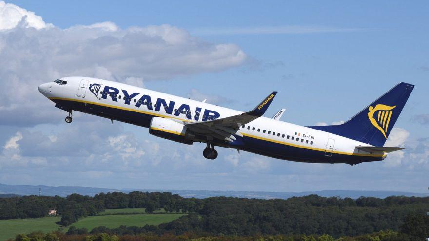 """إصابة 33 شخصا في هبوط اضطراري لطائرة """"ريان اير"""" في مطار فرانكفورت"""