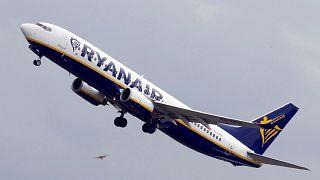 Пострадали пассажиры Ryanair