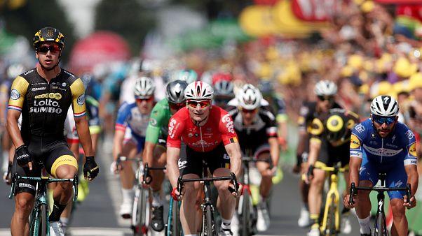 Tour de France: Νικητής ο Ντίλαν Γκρόνεβεγκεν στο 8ο ετάπ