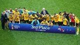 كأس العالم 2018: بلجيكا تحرز المركز الثالث أمام إنجلترا بعد مشوار ماراثوني رائع
