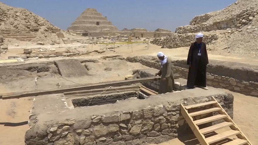 اكتشاف آثار في مصر تميط اللثام عن أسرار التحنيط
