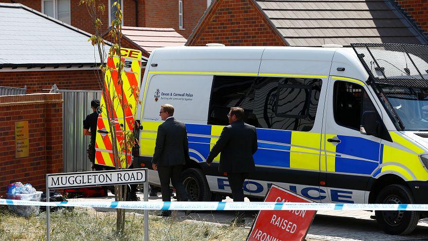 الشرطة البريطانية تعثر على مئات الأدلة المتعلقة بقضية غاز الأعصاب نوفيتشوك