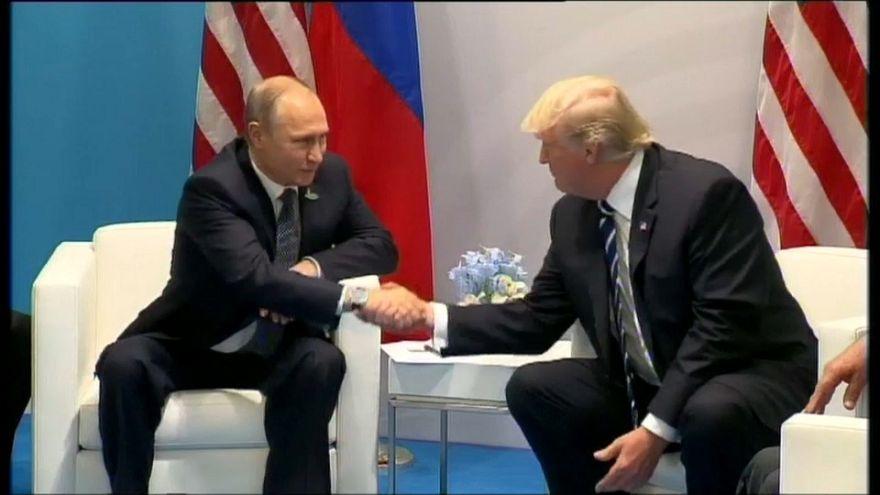 Putin y Trump en Helsinki como en los tiempos de la Guerra Fría