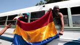 A nicaraguai kormányerők megkegyelmeztek 200 tüntető diáknak
