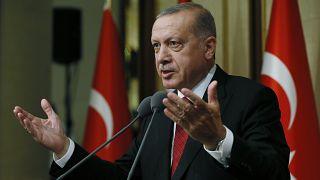 """Erdoğan: """"15 Temmuz'u unutmayacağız, unutturmayacağız."""""""