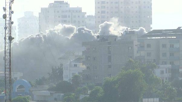 صورة للانفجار
