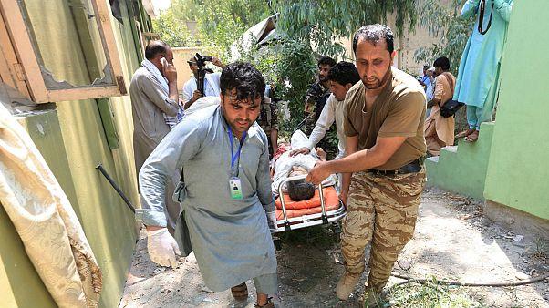 نیمه نخست ۲۰۱۸، خونینترین روزها برای غیرنظامیان افغانستان