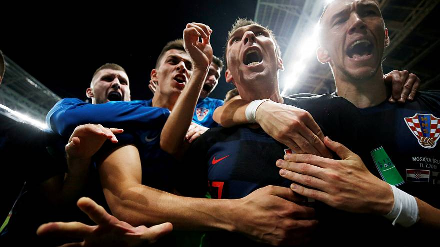 World Cup: Croatian team come together for final despite painful past
