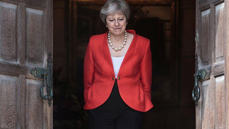 Trump aconsejó a May que demandara a la Unión Europea