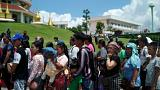 أفراد أقليات عرقية في إقليم تشيانج راي بتايلاند في صورة التقطت يوم 13 يوليو