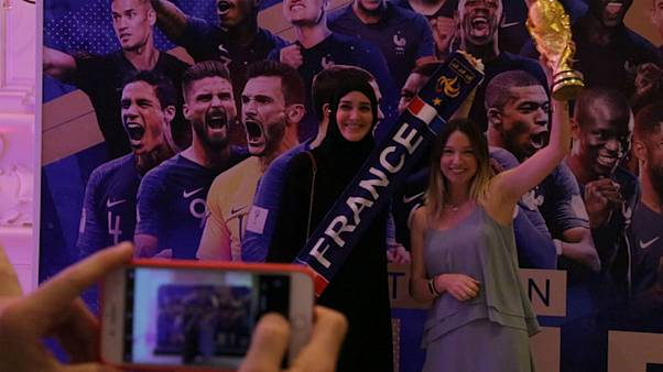 How the French community in the UAE is getting ready for the World Cup final