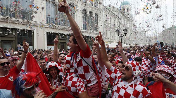 الكروات يستعدون لنهائي كأس العالم ويتطلعون لتحقيق إنجاز تاريخي
