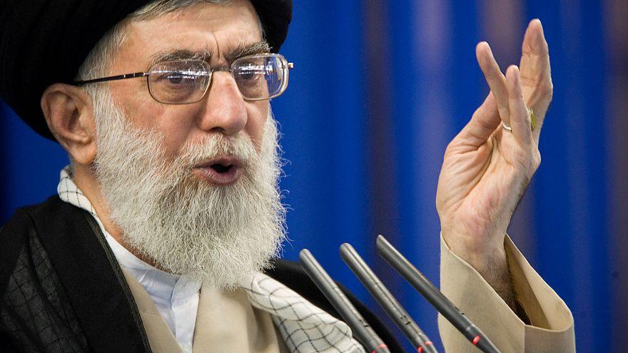 Hamaney: İran, ABD'nin yaptırım komplosunun üstesinden gelecek