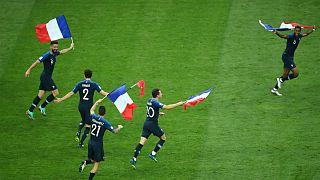 روایت یورونیوز از آنچه در دیدار پایانی جام جهانی روسیه گذشت