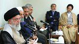 رهبر ایران: روابط با شرق و غرب باید تقویت شود