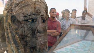 Αίγυπτος: Η μούμια... επιστρέφει