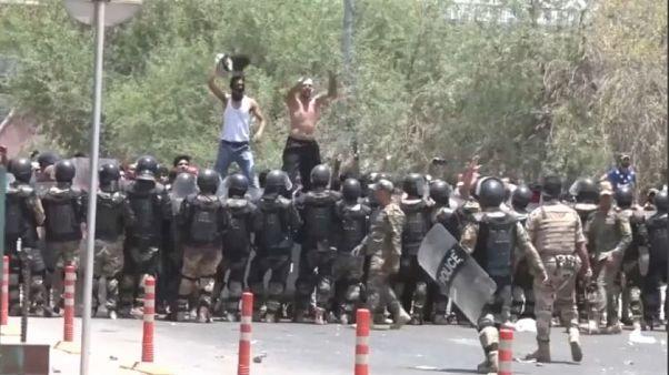 Tensioni in Iraq per mancanza dei servizi essenziali