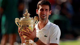 Wimbledon: Djokovic beats Anderson to win fourth title