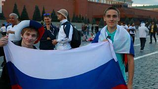 WM: Tschüß, Russland - auf Wiedersehen in Katar