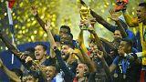 تیم ملی فرانسه، قهرمان جام جهانی روسیه شد