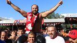 Kırpınar Yağlı Güreşleri'nde Antalyalı pehlivan Orhan Okulu şampiyon oldu