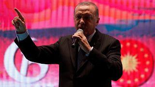 Ερντογάν: Θα διαλύσουμε κάθε πυρήνα της οργάνωσης του Γκιουλέν