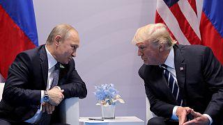 Trump-Putyin szemtől szembe