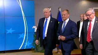 """Трамп: ЕС, Россия и КНР - """"враги США"""""""