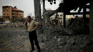 Gazze'de ateşkese rağmen durum gergin