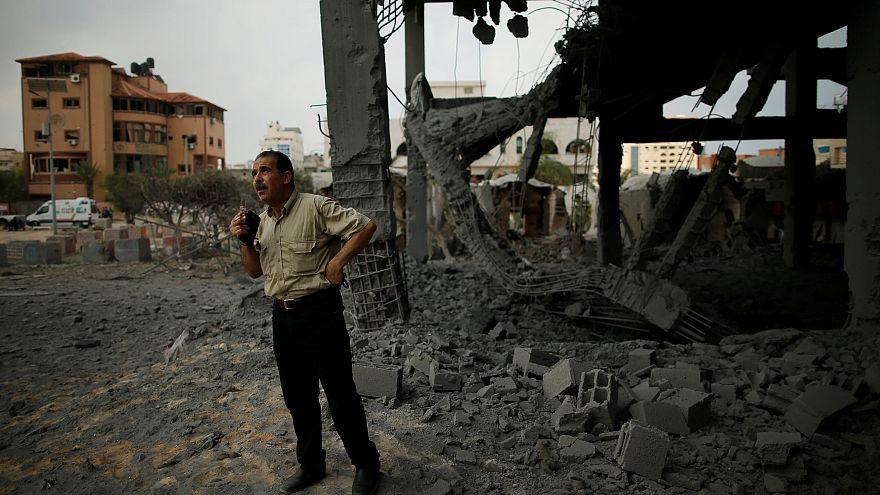 Cessar-fogo entre Israel e a Palestina