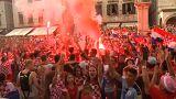 الكرواتيون فخورون بمنتخبهم برغم خسارة نهائي كأس العالم
