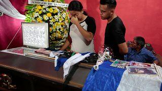 Diez nuevas muertes registradas en Nicaragua tras un fin de semana sangriento