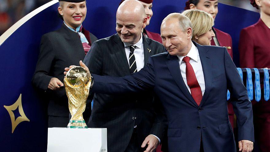 Putin: 'Dünya Kupası sırasında 25 milyon siber saldırıyı önledik'
