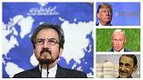 ایران: پوتین را واسطه پیام رسانی به ترامپ نکرده ایم