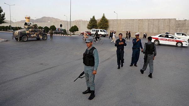 بمبگذار انتحاری در کابل به ضرب گلوله پلیس کشته شد