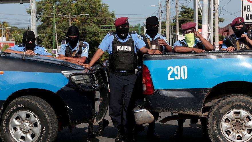 Incursão paramilitar faz 10 mortos na Nicarágua