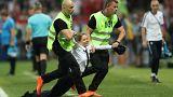Mundial 2018: ¿Quiénes son los espontáneos que ingresaron al terreno de juego en la final?