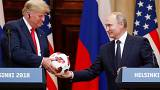 Trump says 'no reason' to believe Russia hacked US election
