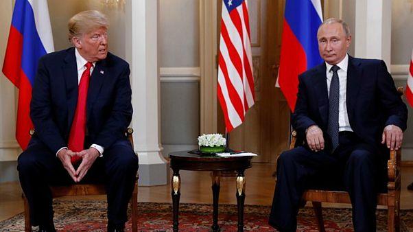 بوتين لترامب: علينا مناقشة قضايا دولية معقدة ومتعددة الأطراف