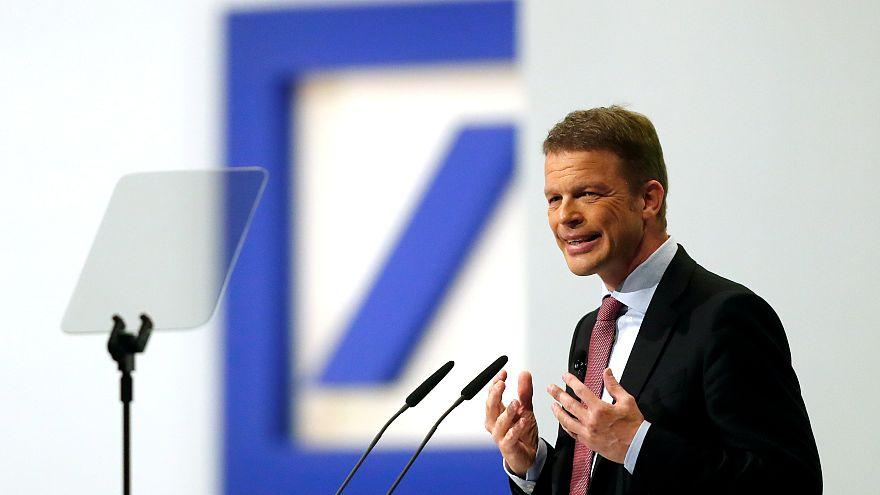 Deutsche Bank überrascht mit Gewinn von 400 Millionen Euro