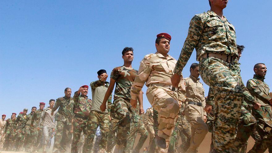 Dzsihádistákra vadásznak az iraki hegyekben