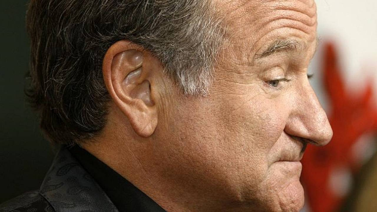Una mirada íntima sobre Robin Williams