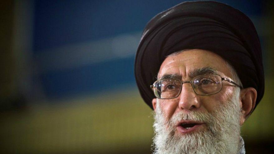 المرشد الأعلى الإيراني على خامنئي