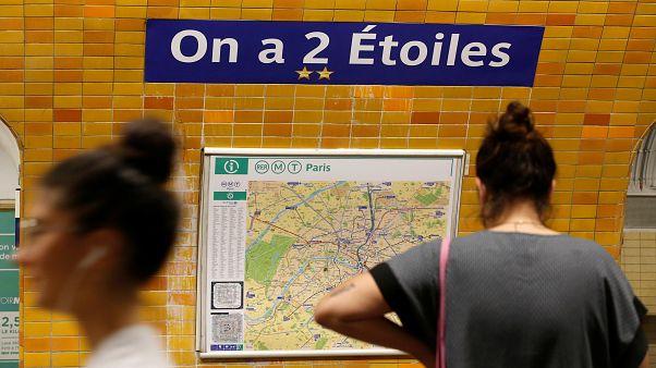 Παρίσι: Άλλαξαν τα ονόματα σταθμών προς τιμή των Παγκόσμιων Πρωταθλητών