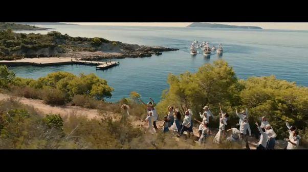 """Estreia """"Mamma Mia! Here We Go Again"""""""